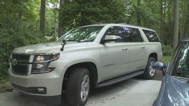 There's been no recall, but drivers of several large SUV's say their GM vehicles are making them sick.