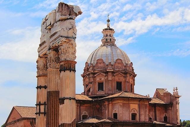 Arte Romana e Barocca by V i n c e n z o, via Flickr