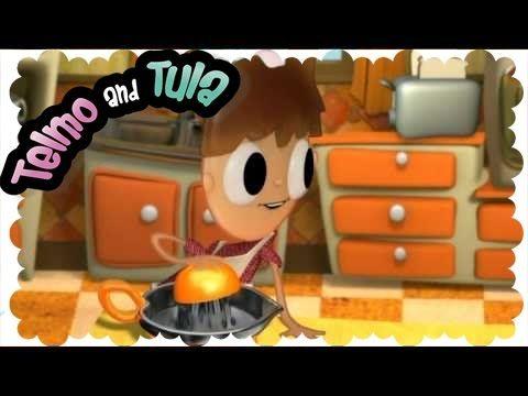 Telmo et Tula - Salade de Fruits - dessin animès pour enfants - YouTube