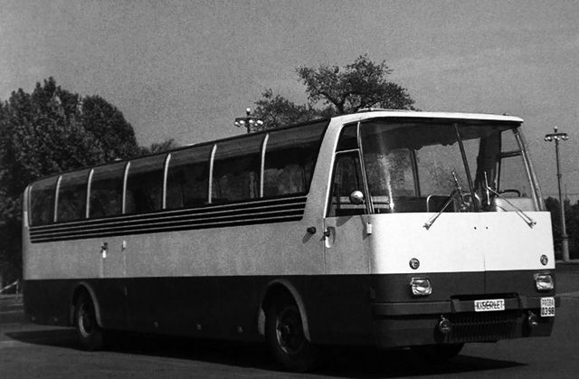 Ikarus 550 Prototype '1965