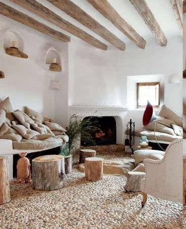 17 best Landhaus-Flair mit Travertin images on Pinterest - landhaus fliesen küche