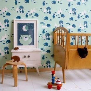 Bears (wallpaper panel)