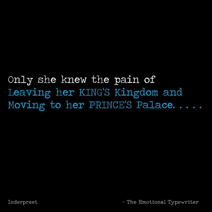 But prince refused her too..she has no kingdom..no place now..she doesn't exist anymore..