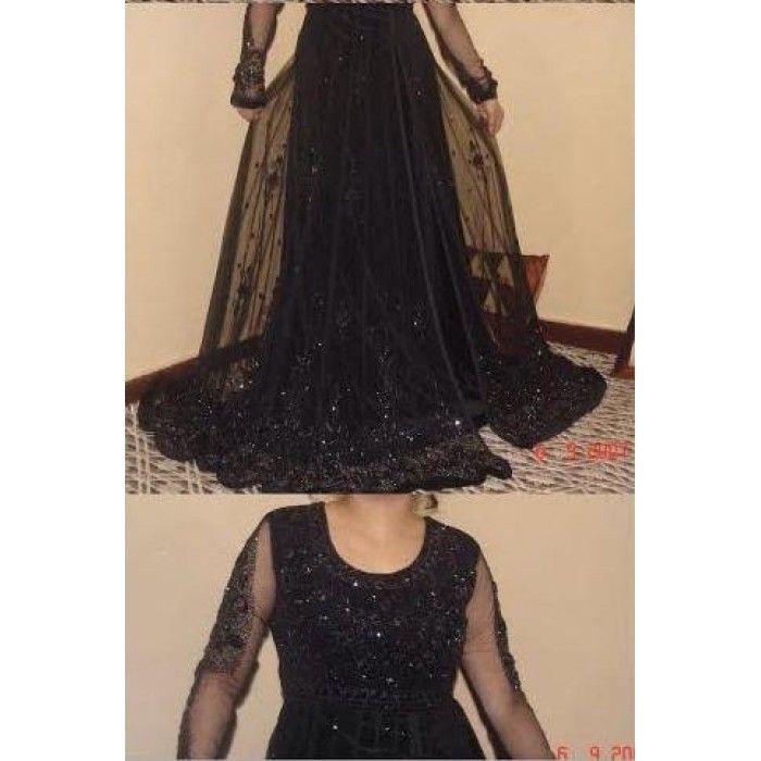 Designer Handwork Dress - 19