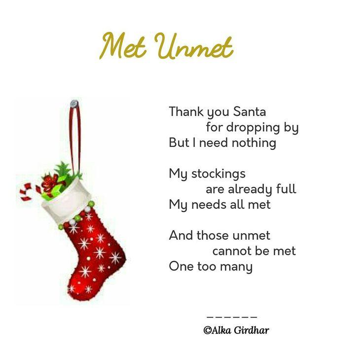 When we have few needs We are happy without any gifts  #santa #christmas #festiveseason #happiness #happyholidays #joytotheworld #merryChristmas #contentment #gift