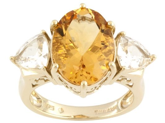 how to clean white topaz
