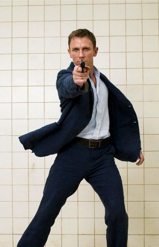 Daniel Craig, 007