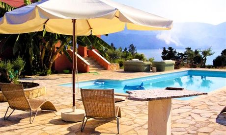 Get UK Deal: Kefalonia: 7-Night Holiday Home Stay with a Gift Box for just: £624.75 Greece: 7 Nights for Four in Holiday Home with Transfer, Bicycle & Boat Hire, Breakfast Basket at Alekos Beach Houses  >> BUY & SAVE Now!