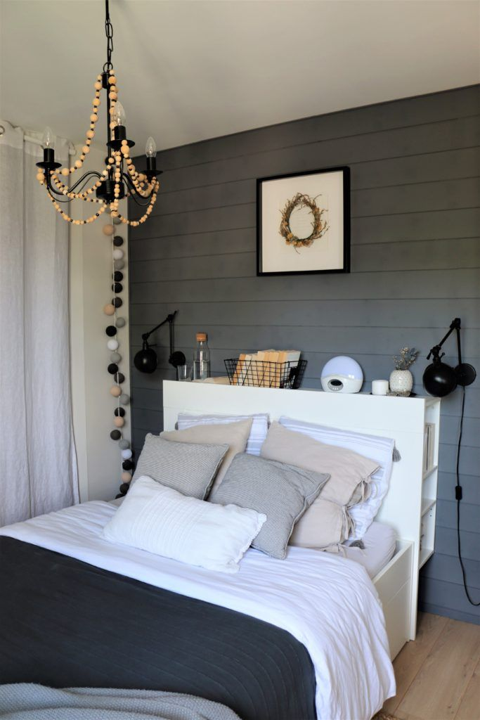 25 best chambre a coucher scandinave ideas on pinterest for Idee chambre romantique