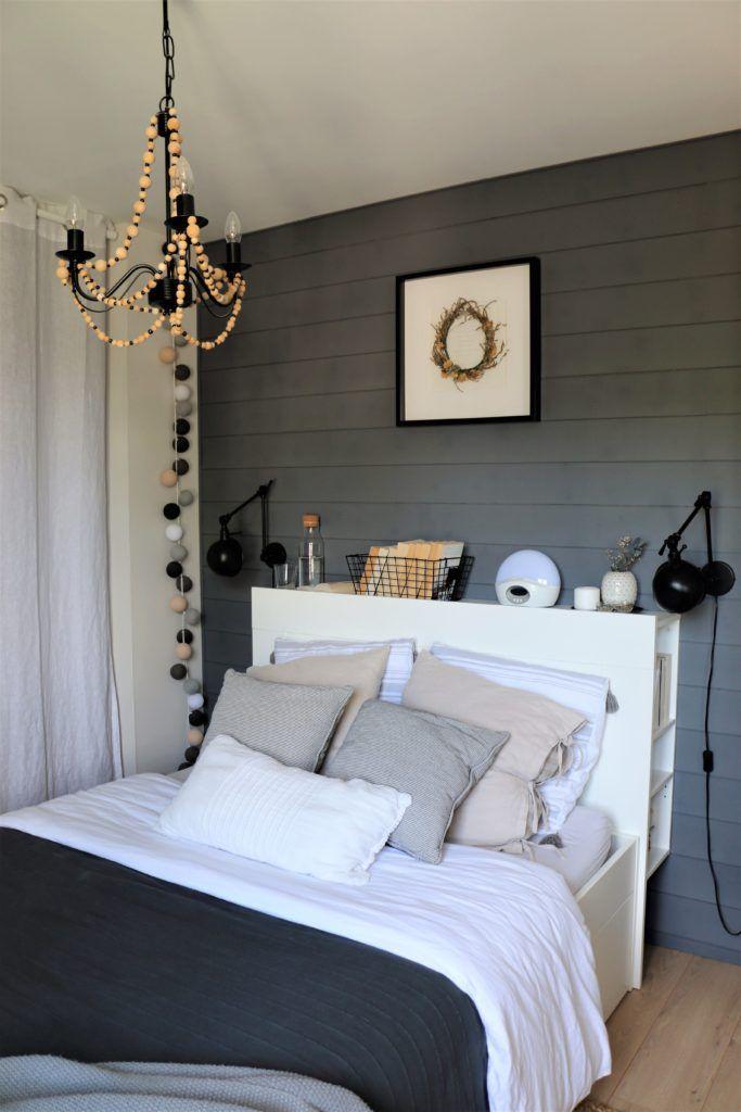 chambre adulte cocooning scandinave romantique chaleureuse ...