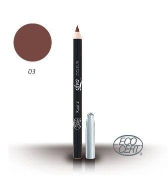 KAJAL 03 - Brown 1.1g, kajal for eyes
