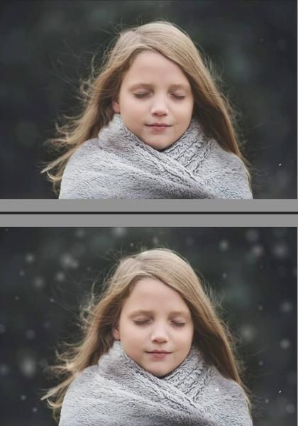 Free Lightroom Preset 10/10: Snow Overlay! (Plus a few announcements) – SilkyPresets