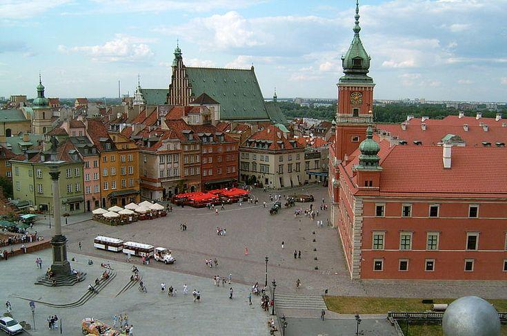 Αρχείο:Warsaw - Royal Castle Square.jpg
