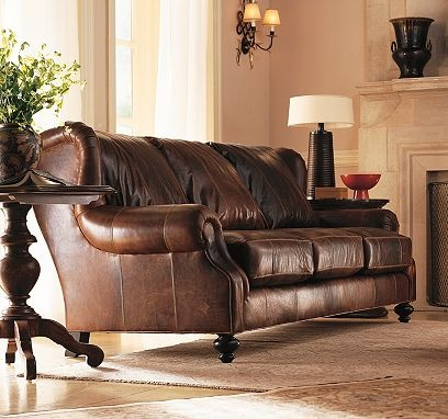 Arthur Sofa From The Henredon Upholstery Collection By