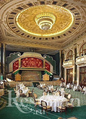 'The Yar' is the eldest restaurant in Moscow est. in 1826 by the French Tranquille Yard,so the restaurant got his name.'The Yar' was famous as the center of Gipsy performances popular among Russians of the 19-20th centuries.'The Yar' provided a perfect cuisine and was visited by members of the Romanovs.Modern Yar got its building in 1836.Interesting,Muscovites think 'The Yar' was named due to ravines that were around (Yar and ravine sound the same in Russian)and do not remember Tranquille…