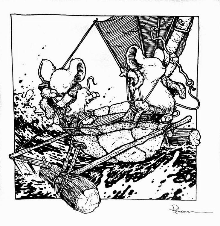 92 best David Petersen images on Pinterest | Computer mouse, Mice ...