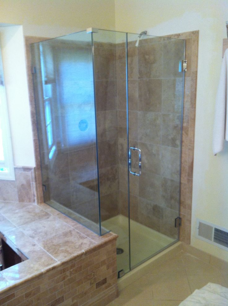 75 Best Images About Frameless Shower Doors On Pinterest
