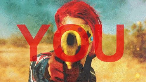 This is amazing. This is one of the best things Gerard has ever said on stage.
