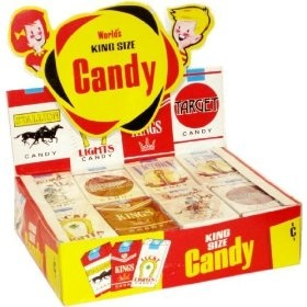 Candy Cigarettes for Roaring 20s party