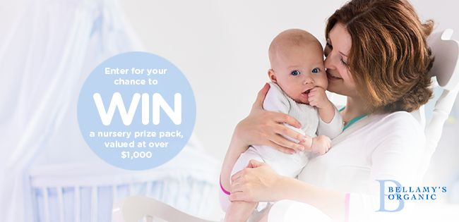 Win a Free Nursery for Your Newborn http://giveaways.bellamysorganic-giveaways.com.au/giveaways/win-a-free-nursery-for-your-newborn/?lucky=675