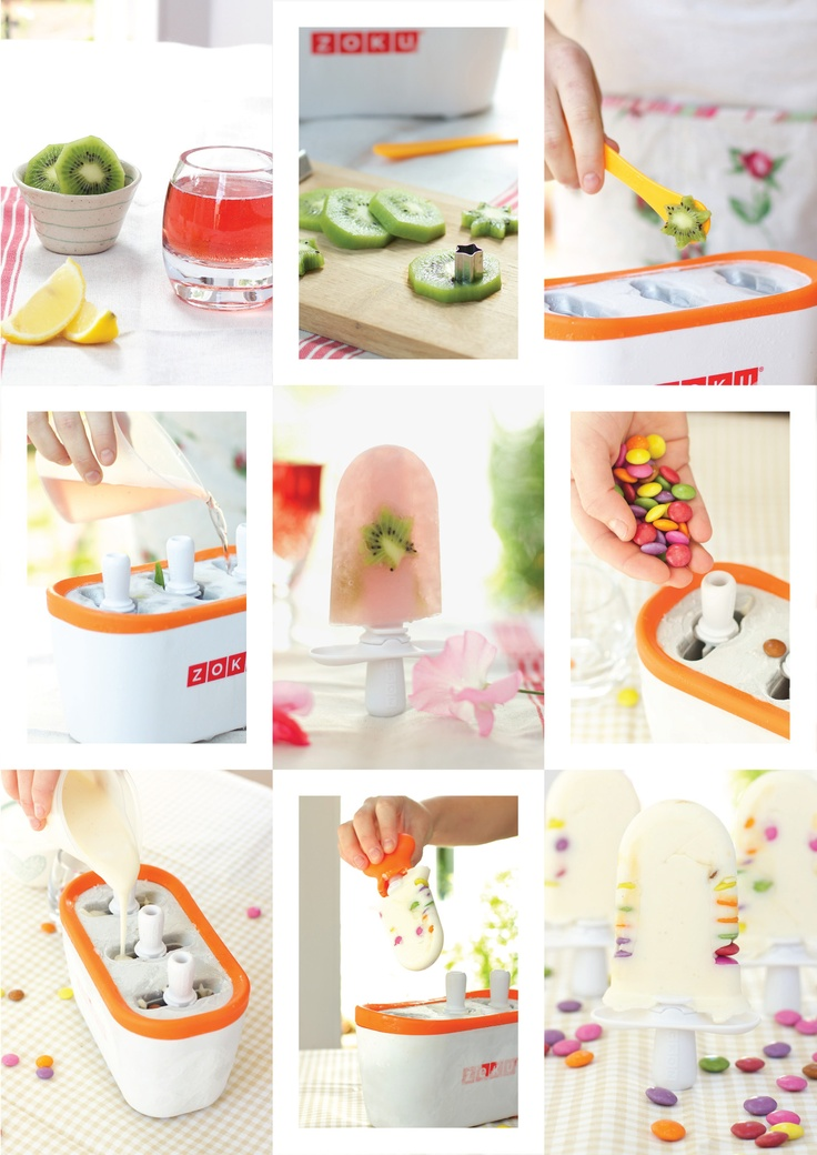 I can't wait till we get our new Zoku.... What shall I make first.... Yummo!