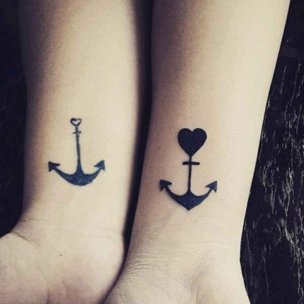 101 Love Tattoos For Small And Original Couples Couples Original Small Tattoos Meaningful Tattoos For Couples Matching Couple Tattoos Couple Tattoos