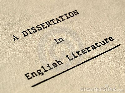 John studeert Engelse literatuur.
