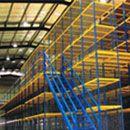 Meazzanine Floor Storage & Shelving