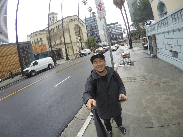 Los Angeles - Korean town