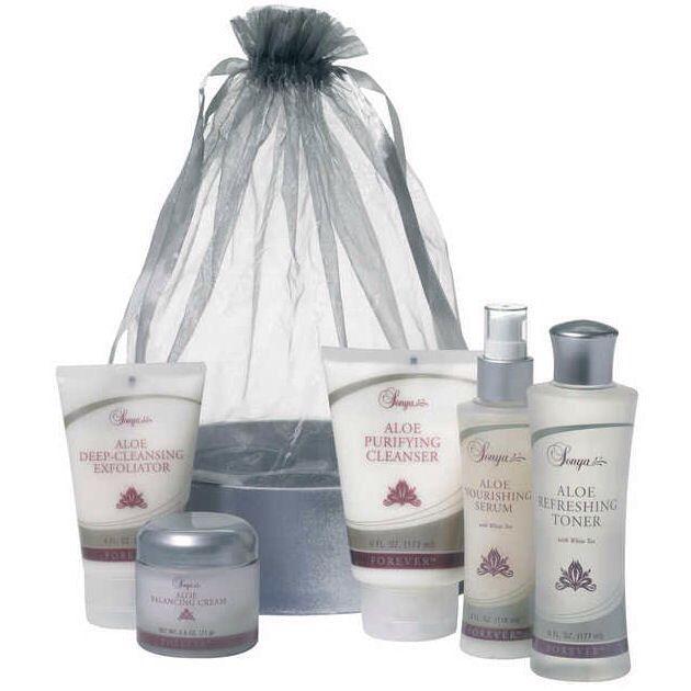 http://www.sarahbrennan.myforever.biz/store  fantastic skin care kit