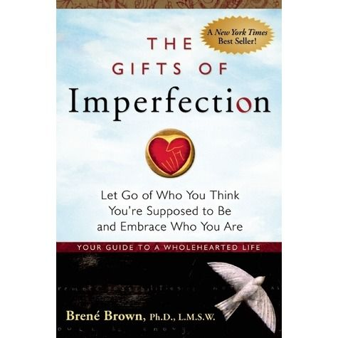 We love this book by Brene Brown. Engaging with the world from a place of worthiness. #mustread