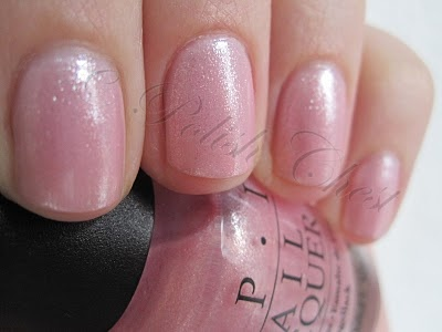 Princesses Rule! (OPI, Princess Charming 2007 Collection)