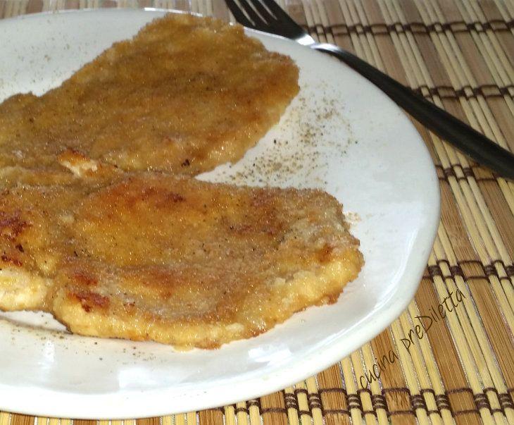 Le cotolette di pollo alla birra sono un secondo piatto facile, veloce e molto gustoso. Le cotolette cucinate così risultano morbidissime e saporite. Se ...