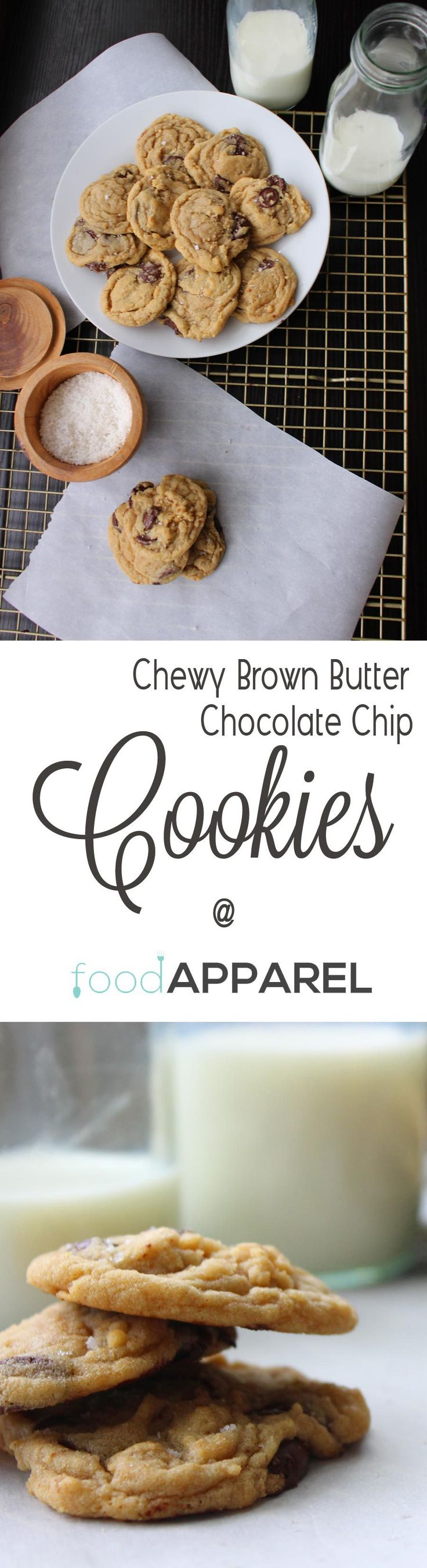 74 best Chocolate Chip Cookies images on Pinterest | Chocolate ...