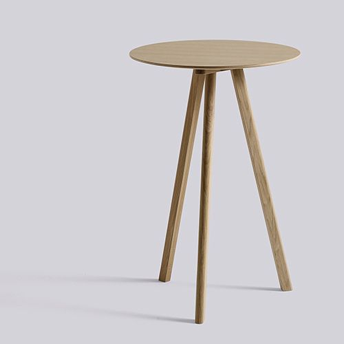 CPH20 barbord er designet af brødrene Bouroullec. Copenhague barbord leveres i bøg, eg og bejdsede farver. Fås også som barstol, mødestol og mødebord.