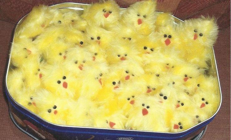 Tringlez Easter Chicks