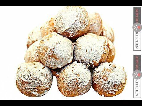 Gogosi cu iaurt grecesc reteta video