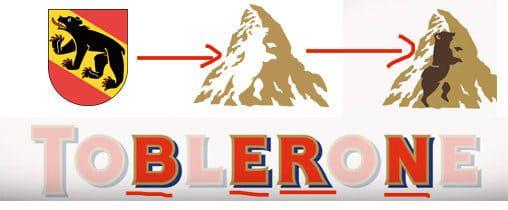 Por cierto, la montaña es el famoso Matterhorn.