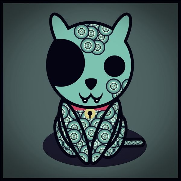 """yakuza's cat"""