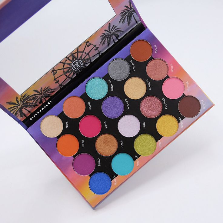 BH Cosmetics' rainbow festival collection is way more magical than we thought