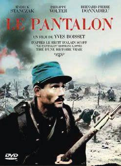 """Projection du film """"Le Pantalon"""" en présence d'Yves Boisset ce soir au Grand Forum de Louviers. Rendez-vous à 18h30 pour la visite de l'exposition de Pierre Buraglio au musée de #Louviers"""