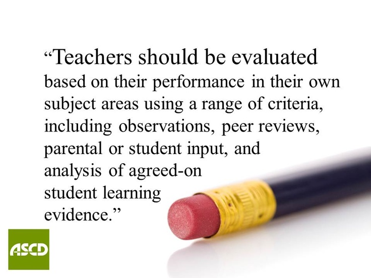Best Nyc Teacher Evaluation Images On   Teacher