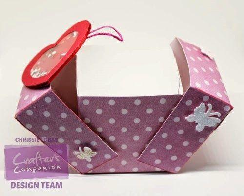 Crafter's Companion USA Information Blog : Tutorial: Big Score Gift Box