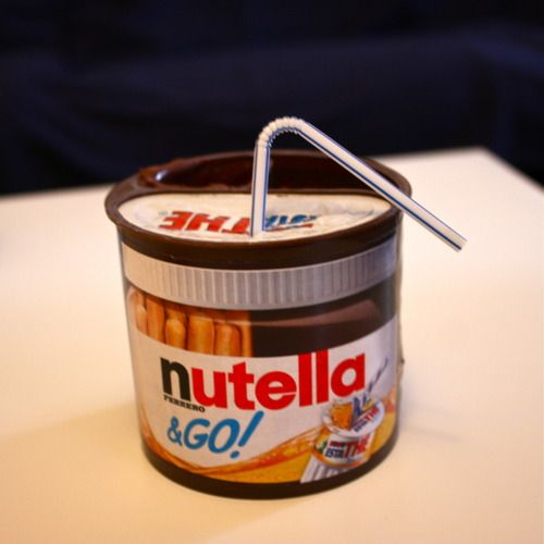 Nutella Amp Go Dip The Biscuits In The Nutella And