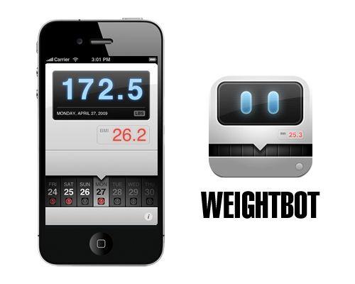 Weight Bot http://www.youtube.com/watch?v=WKxnAHLyKUU