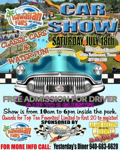 Free Comic Book Day Flyer: 92 Best Cruise-In & Car Show Flyers Images On Pinterest