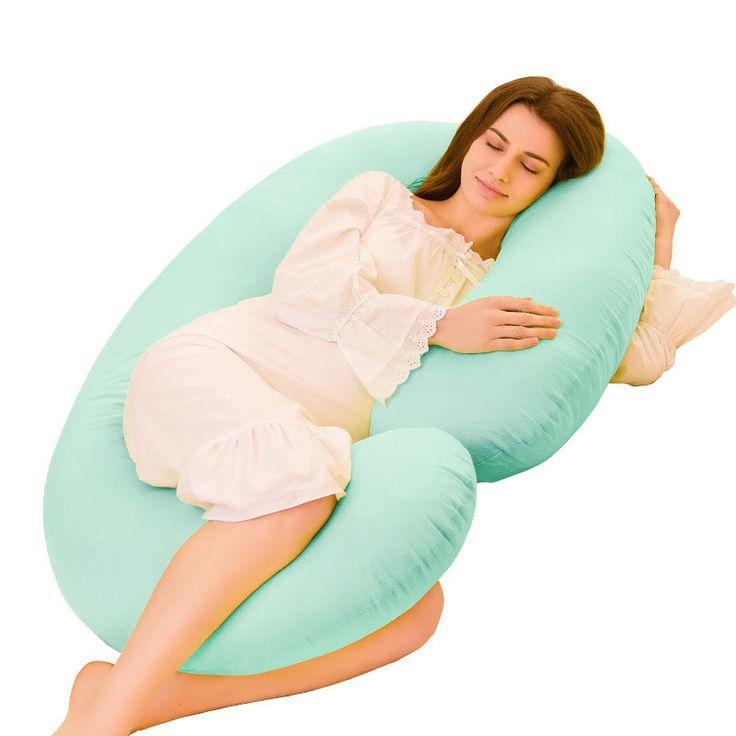 Zwangerschapskussen - Pregnancy Body Pillow