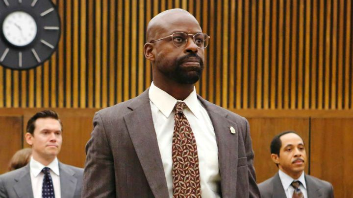 """Black Panther Casts People v. O.J. Simpson Actor  The People v. O.J. Simpson actor Sterling K. Brown has joined the cast of Marvel's upcoming Black Panther movie.  According to Marvel Brown will playNJobu """"a figure from TChalla aka Black Panthers past."""" He joins a cast that already includes Chadwick Boseman Michael B. Jordan Forest Whitaker and Danai Gurira among others.   Brown as Christopher Darden in The People v. O.J. Simpson  Continue reading  https://www.youtube.com/user/ScottDogGaming…"""
