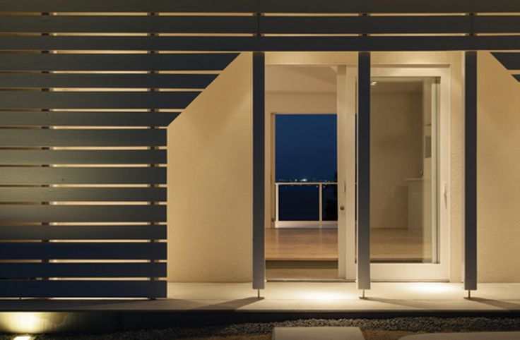 IZUE architects   house on Awaji island in Japan   designboom
