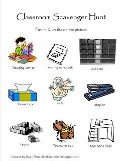 first day of school ideas, activities, and crafts